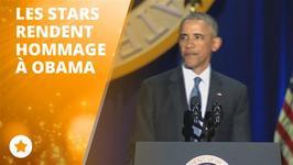 Les réactions après le discours d'adieu de Barack Obama