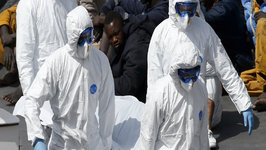 Italy Recovering 800 Migrant Bodies In Mediterranean