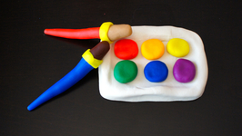 Paint Set Play-Doh