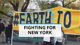 New Yorkers Won't Stand For Climate Change