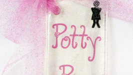 Potty Pass DIY - Perfect Teacher Gift Idea