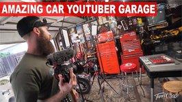 Amazing Car YouTuber Garage and BMW E30 Drive ft Blake