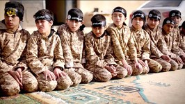 ISIS Training Child Soldiers to Be Like Nazis Hitler Youth