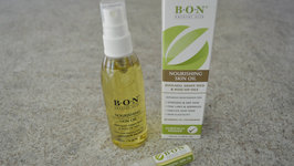 B.O.N Skincare Nourishing Skin Oil -  What I Say About Stuff