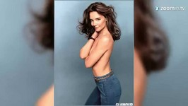 Single Mom Katie Holmes Goes Completely Topless