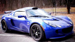 2009 Lotus Exige S 240 Review