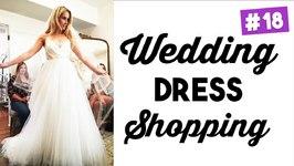 I Found My Dream Wedding Dress!!  Wedding Wednesday Ep. 18