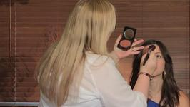 How To Apply Bronzer With A Brush