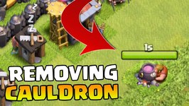 Clash Of Clans Removing Cauldron- New CoC Halloween Update October ...