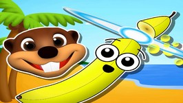 Island Fruits Groove - Children Learn Fruit Names - Catchy Melody - Nursery Rhyme - Teaching