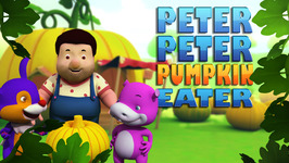 Peter Peter Pumpkin-Eater  Popular Nursery Rhymes