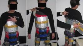 Man Attempts to Smuggle 94 iPhones into China