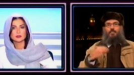 Lebanese TV Host Stands Up to Sexist Sheikh