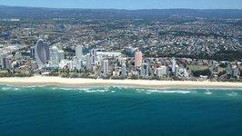 Gold Coast Helicopter Flight, Queensland, Australia
