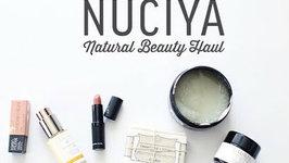 Nuciya Natural Beauty Haul