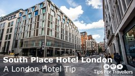 South Place Hotel London - Tips for Travellers London Hotel Travel Vlog No. 5
