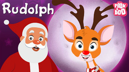 Rudolph The Red Nosed Reindeer - Christmas Carols - Christmas Songs For Kids