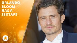 Orlando Bloom caves and goes public