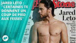 Jared Leto fait tomber le haut pour Rolling Stone