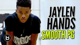 Jaylen Hands The 1 Point Guard On West Coast Is Too Smooth -  Official Mixtape