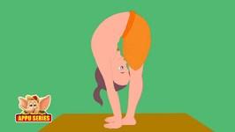 Learn Yoga - Uttanasana
