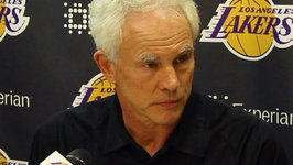 Lakers GM Kupchak On Kobe, Steve Nash And Championship Expecations