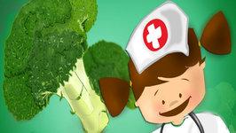 Nina's Nutrition Tips - Tip  6 Broccoli