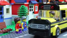Brick Films - Dino Bus