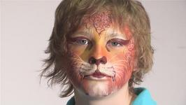 How To Face Paint For Cat Fancy Dress