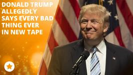 Could There Be Another Offensive Donald Trump Tape?