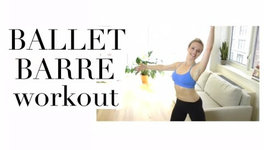 Ballet Barre Workout (Best Lower Body Workout For Women)