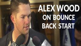 Alex Wood On Bounce Back Start