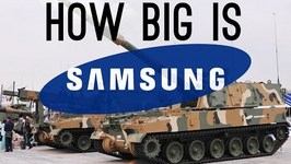 How BIG is Samsung? - They Have a Military Department!