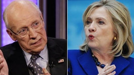 Dick Cheney Gets Help From Press To Attack Hillary Clinton