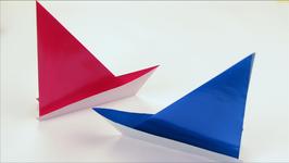 Origami Yatch