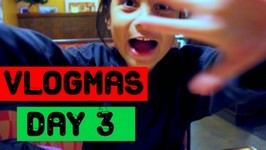 It's All Mine  Vlogmas Day 3