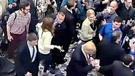 Trump Campaign Manager Charged With Battery
