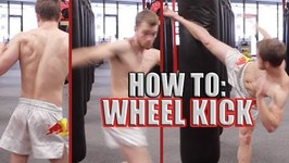 How to Wheel Kick or Spinning Back Heel Kick