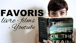Favoris - Livre, Films, Youtube