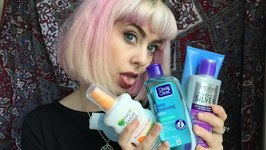 My Skin Care Products May 2015