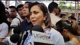Questions on drug killings must be addressed, Robredo says