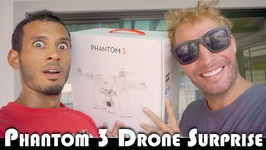 Epic Phantom 3 Drone Surprise - Living In Thailand Daily Vlog (ADITL EP 291)