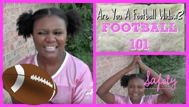 Vlogtober 3 - Are You A Football Widow? Here'S Some Football 101!
