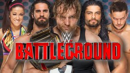 2016 WWE BATTLEGROUND - Matches, Rumors, Spoilers, Predictions & Results -Finn Balor And Bayley Debut
