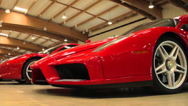 Ferrari Tribute at 1000 Miglia