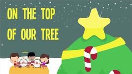 Christmas Songs for Kids - Twinkle Twinkle Little Star - Christmas Star Song Lyrics