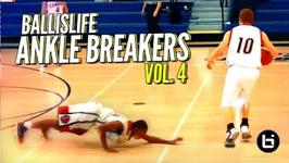 Ballislife Ankle Breakers Vol 4 Nastiest Crossovers, Handles And Ankle Breakers It's Back