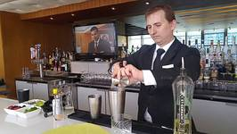 Conrad Cocktails in Miami - Thyme Well Spent at LVL25 June 2016