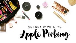 Get Ready With Me - Apple Picking  - Mini Vlog