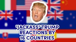 Dear President Trump - 16 countries on US elections